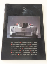 MERCEDES-BENZ MOTORSPORT (1991 German text)